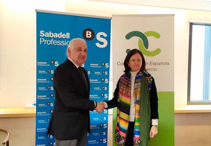 La CEC llega a un acuerdo con Banco Sabadell para impulsar las pymes