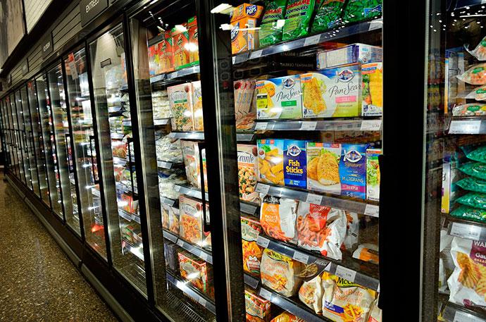 Casi el 99% los españoles consumen productos congelados