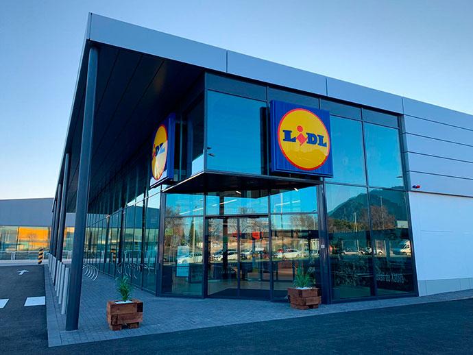 Lidl abre su primera tienda en Xàvita-Valencia