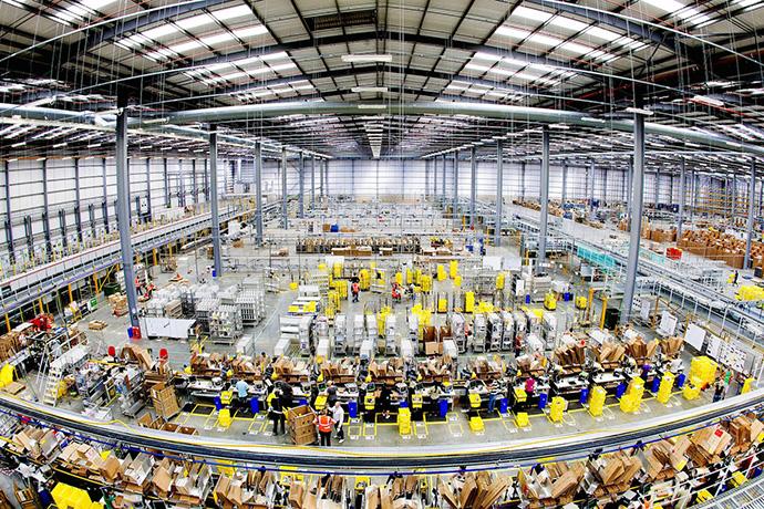 Amazon prevé levantar un macrocomplejo logístico en Alcalá de Henares para el envío de productos voluminosos
