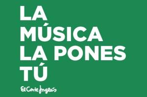 """El Corte Inglés permite a  los """"instagramers"""" elegir la música de sus centros"""