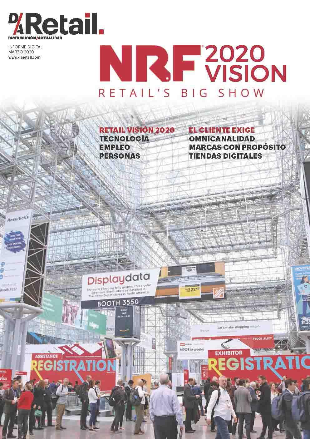 NRF 2020 VISION | RETAIL'S BIG SHOW