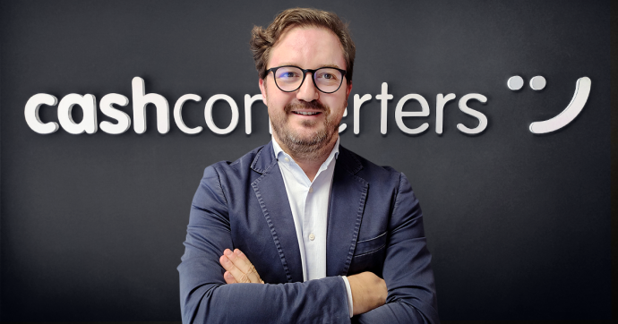 Miguel Giribet, nuevo director general de Cash Converters