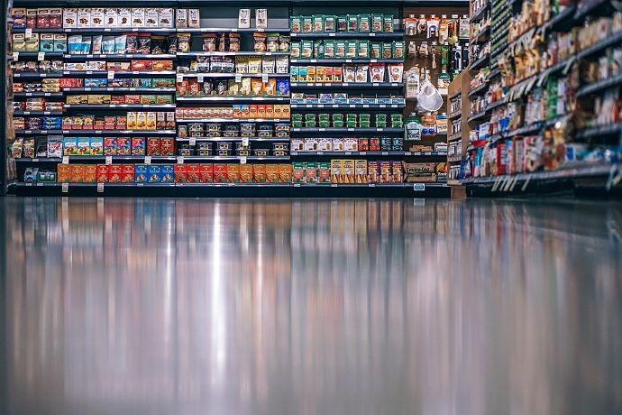 Las ventas de gran consumo crecen un 12% durante el confinamiento