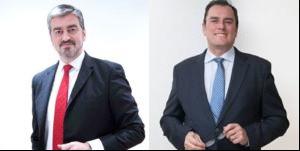 (De izq. a der) Roberto Martínez y Juan Ignacio Xiberta, de Life Abogados