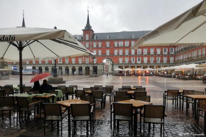 Los comerciantes madrileños piden reducir un 80% el alquiler mientras dure el confinamiento