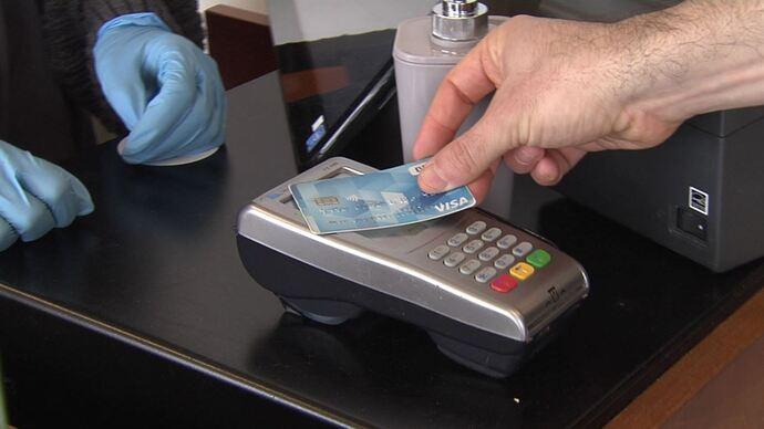 El 67% de las tarjetas de crédito tienen contactless