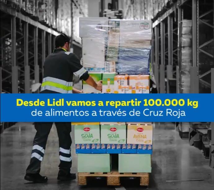 Lidl, Mercadona y Carrefour presentan nuevas acciones solidarias