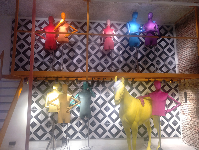 Kool The Retail Hub. Un espacio de co-creación en el centro de Madrid