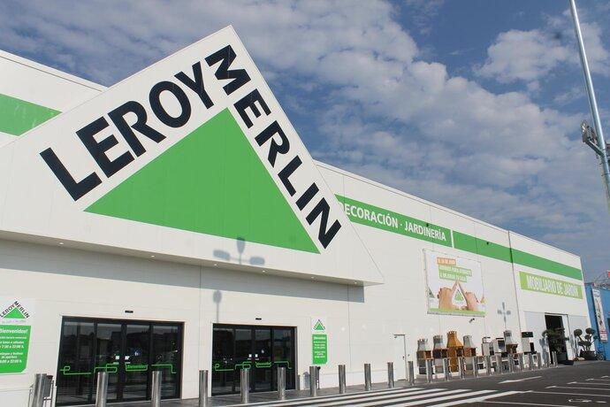 Leroy Merlin reinicia su actividad en tiendas con un aforo del 30%