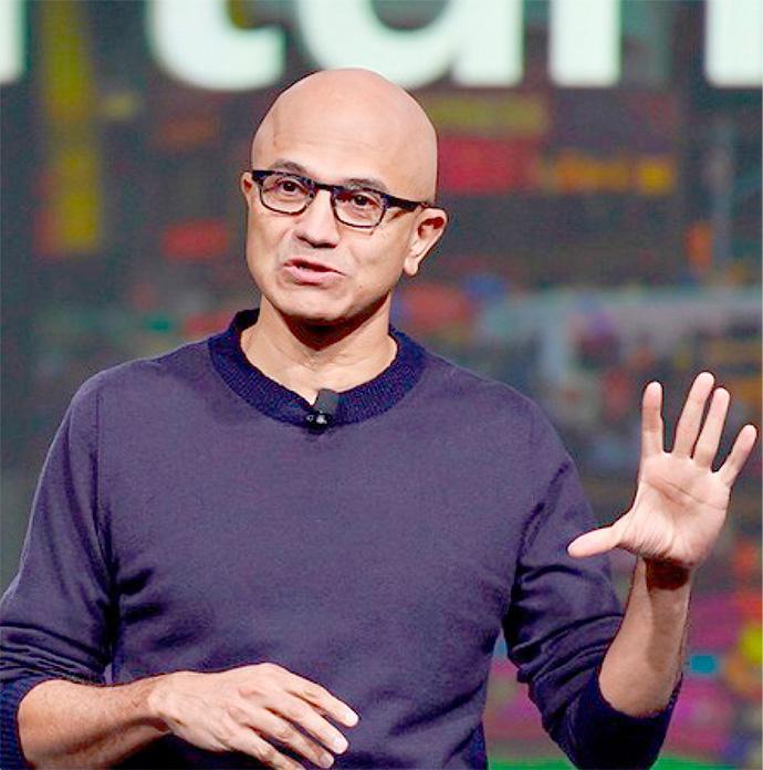 Tres consejos del CEO de Microsoft para reinventarse ante el apocalipsis Retail