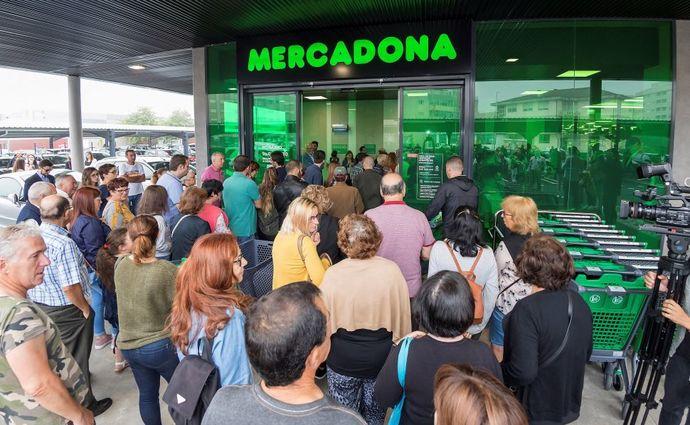 Mercadona, DIA y Carrefour realizan cambios temporales en sus servicios online