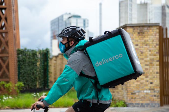 Deliveroo y Unilever, nueva alianza