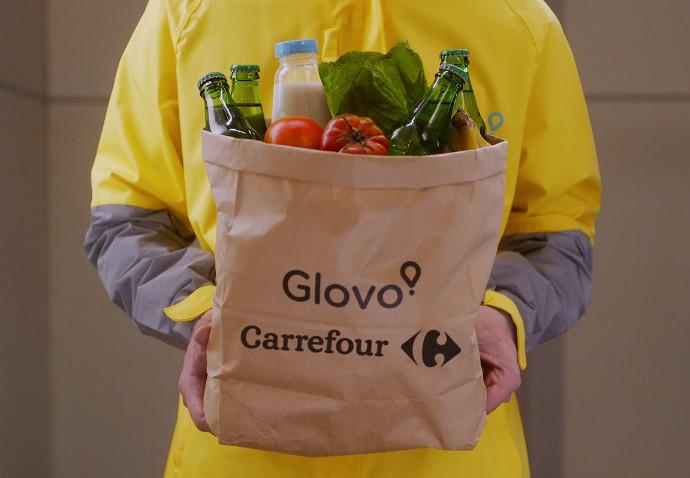 La alianza suma los supermercados Carrefour Express ubicados en las estaciones de servicio Cepsa.