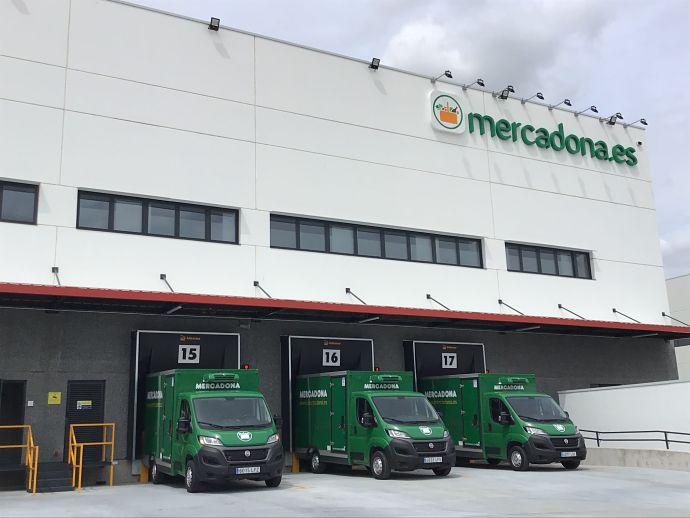 Mercadona abre su nuevo servicio online en Madrid Centro