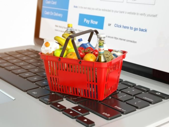 El gran consumo online dispara sus ventas un 73,7%