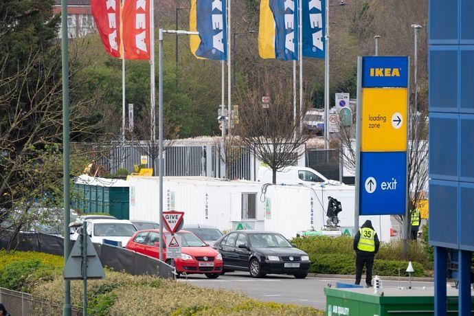Ikea abre un centro de pruebas Covid-19 en Reino Unido