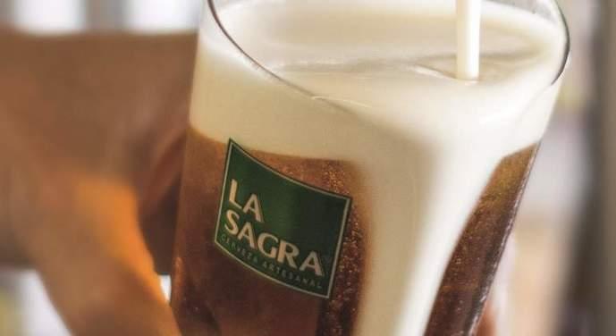 La Sagra lanza su primera cerveza en lata