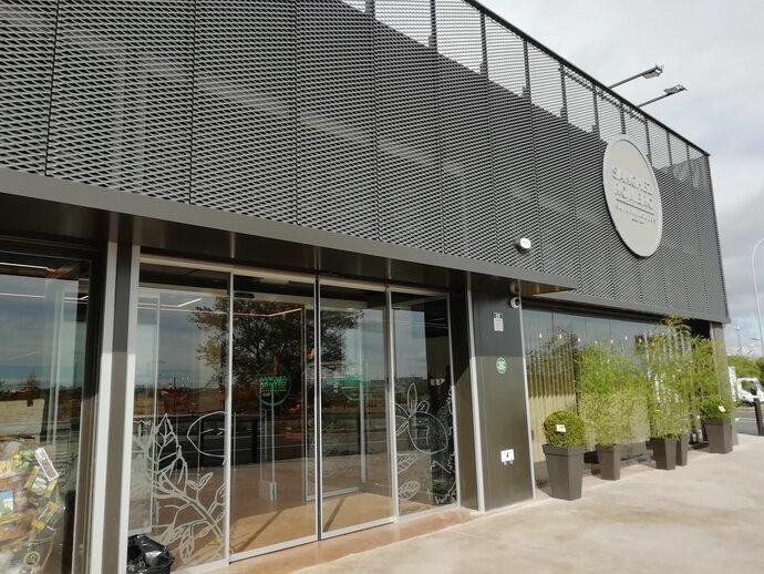 Sanchez Romero donará los beneficios al Banco de Alimentos de Madrid