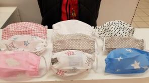 telas de protección de mascarillas Carrefour