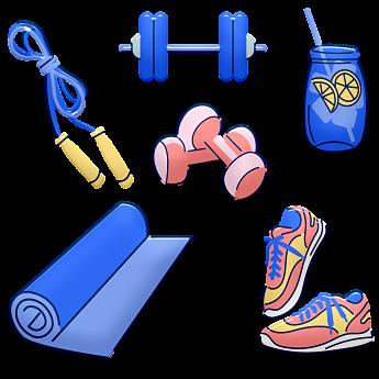 Productos más vendidos durante el confinamiento: artículos deportivos y cosméticos