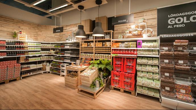 Ikea abre 14 tiendas con gastronomía sueca en España