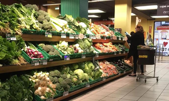Gadis invierte al año más de 360 millones en productos locales
