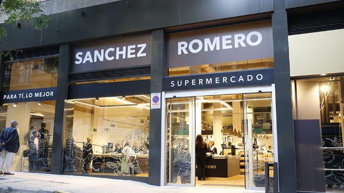 Sanchez Romero acelera en omnicanal. Un 19% de ventas no presenciales en abril