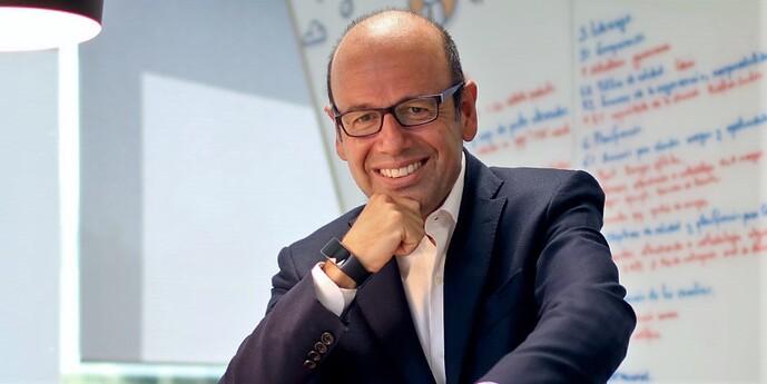 Luis Pardo, el nuevo presidente de la Cámara de Comercio Británica en España