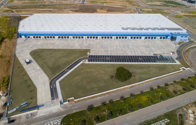 Gazeley inaugura un nuevo almacén logístico en Illescas, con una superficie de 37.000 m2