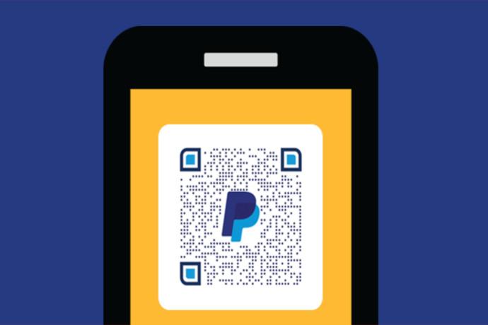 PayPal añade una nueva funcionalidad en su app que permite pagar con código QR