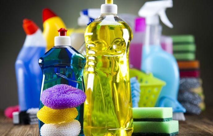 La demanda de productos de limpieza crece más del 100%