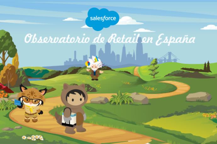 Nace el 'Observatorio de Retail en España', de la mano de Salesforce