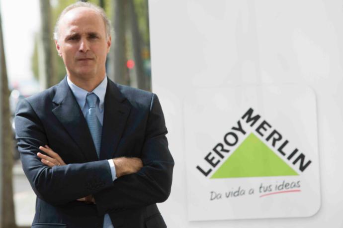 Ignacio Sánchez , ahora director de Leroy Merlin Brasil, habla de la importancia de fabricar en España