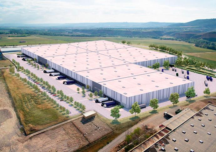 Amazon inaugurará a principios de otoño un centro logístico en Alcalá de Henares