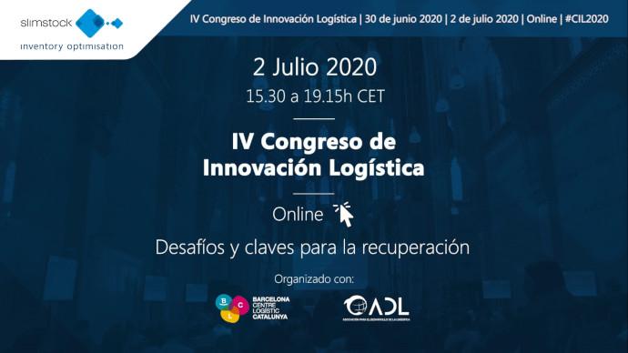 El IV Congreso de Innovación Logística analizará los desafíos para la recuperación