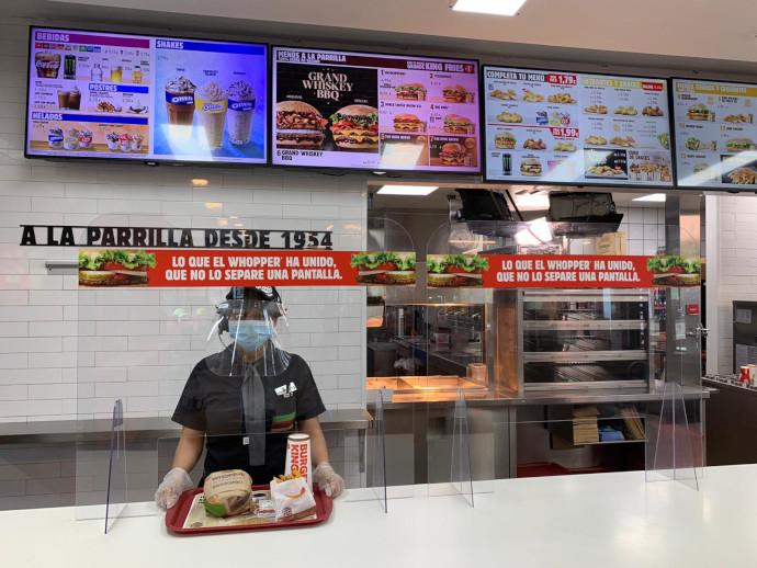 Burger King, Telepizza y McDonald's reúnen el mayor número de menciones negativas durante el confinamiento