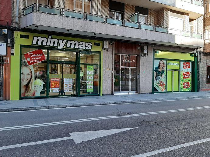 Hijos de Luis Rodríguez abre un nuevo minymas en Valladolid