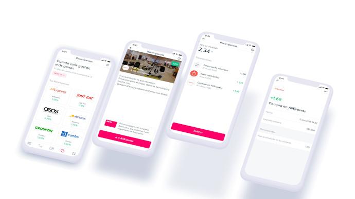Bnext lanza su programa de fidelización Recompensas