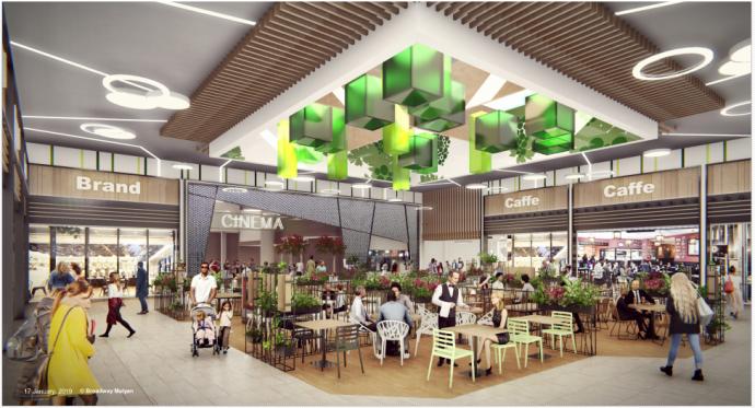 Carmila retoma el plan de remodelación de sus centros comerciales