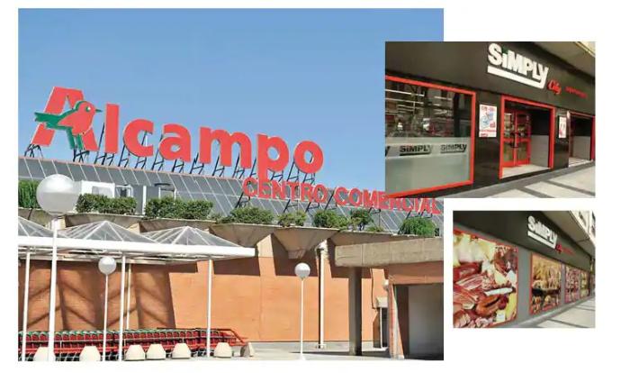 Auchan Retail España en 2019. Ventas de 4.652 mill € y freno inversor