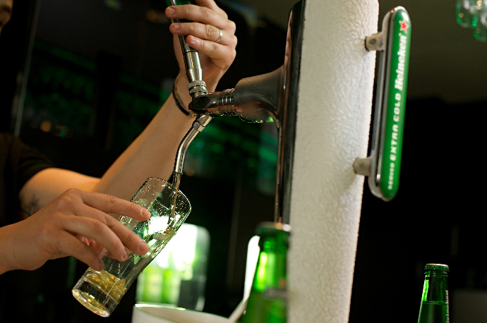 Heineken estima unas pérdidas de 300 millones de euros hasta junio