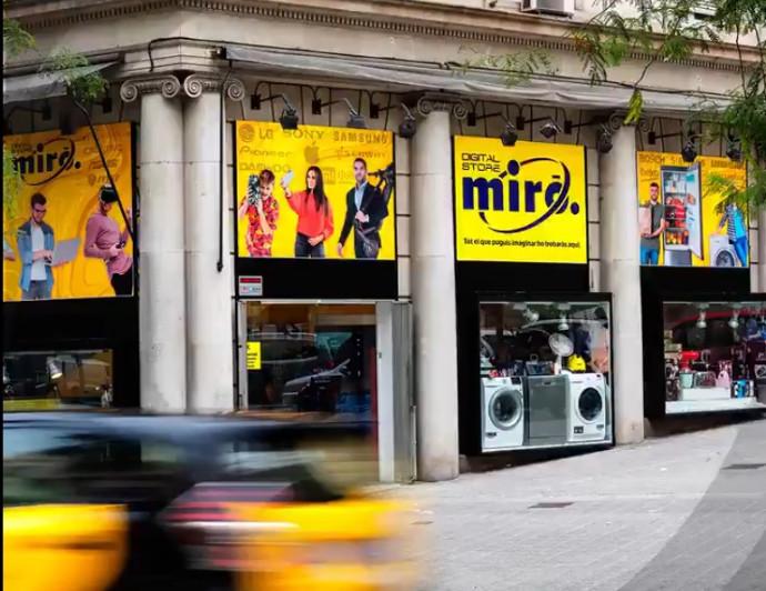 Miró inaugura su primera Digital Store en Barcelona