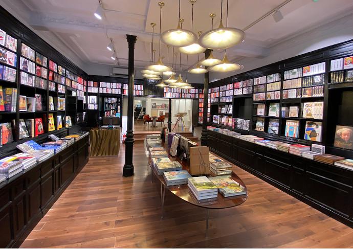 Taschen abre en Madrid su primera tienda en España