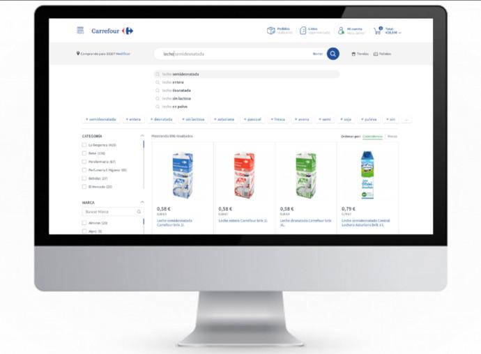 Un 46% de usuarios busca directamente un producto en el buscador de un ecommerce