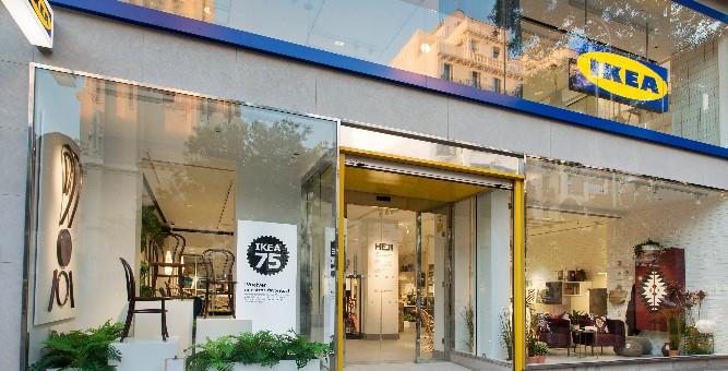 Ikea unificará sus dos tiendas urbanas de Madrid, Serrano y Goya, en la segunda. Foto: establecimiento de Goya.