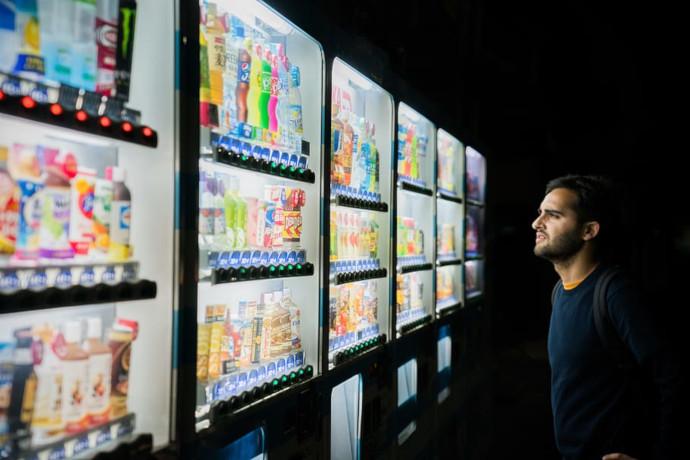 El 'vending', ante el reto de acoger una mayor oferta de métodos de pago