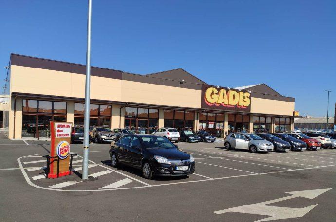 Gadis reabre su supermercado de Zamora