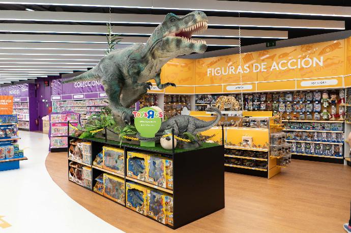 """Toys """"R"""" Us lleva su nuevo concepto de tienda a Andalucía"""