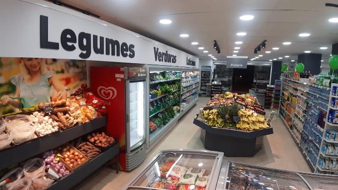 Covirán, cerca de los tres centenares de tiendas en Portugal